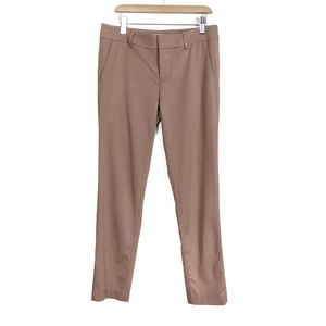 OAK + FORT Slim Ankle Stretch Twill Trouser Pants